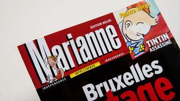 Le premier numéro de Marianne Belgique