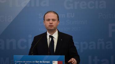 """Selon le Premier ministre Joseph Muscat, """"il n'y a rien de secret"""" dans les sulfureux 'Malta Files'"""
