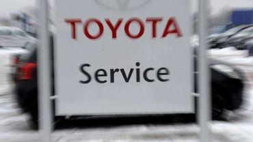 Toyota rappelle des voitures