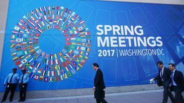 Le FMI inquiet de risques financiers liés à la réforme fiscale de Trump