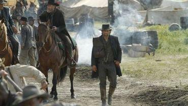 """""""Hell on Wheels"""" est diffusé depuis 2011 sur AMC"""