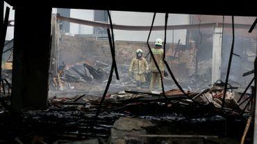 Drame de Beringen: il manque une enquête technique pour comprendre la mort des pompiers