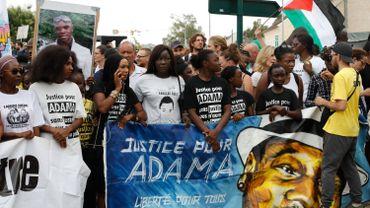Le comité de soutien, menée par Assa Traoré, soeur aînée de la victime, a annoncé qu'une manifestation aurait lieu ce samedi.