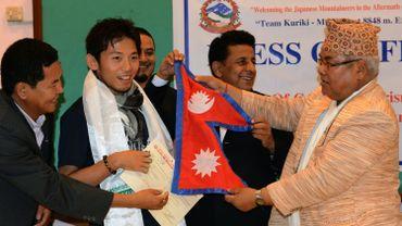 Mort de l'alpiniste japonais Nobukazu Kuriki sur l'Everest