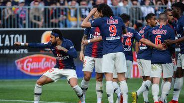 Le PSG avec Neymar, buteur et passeur décisif, renoue avec le succès