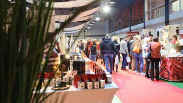 La 14ème édition du salon du vin et de la gastronomie de Huy du 21 au 23 février