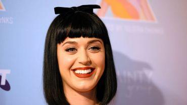 Katy Perry sort un album après quatre ans, avant une tournée