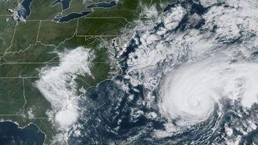 La saison des ouragans dans l'Atlantique se poursuit jusqu'au 30novembre.