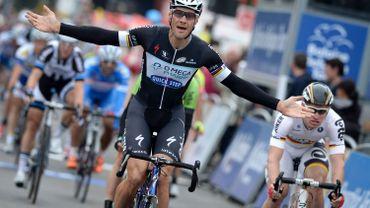Boonen règle Greipel et prend la tête du Tour de Belgique