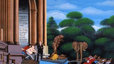AfricaMuseum : un avant-goût (gratuit) au Palais d'Egmont