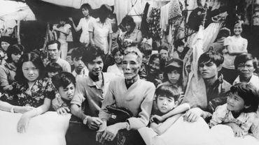 Entre 1975 et 1995, plus de 2000 Vietnamiens ont été accueillis en Belgique