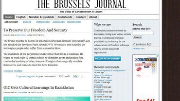 Norvège: les services de sécurité se penchent sur un site belge