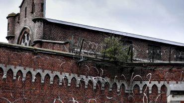 Vue de la prison de Forest