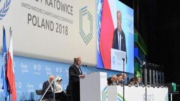 Une dizaine de parlementaires appellent la Belgique à occuper le wagon de tête à Katowice