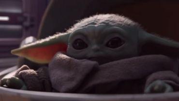 """""""Baby Yoda"""", le personnage de la nouvelle série ancrée dans l'univers Star Wars qui fait disjoncter internet"""