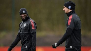 Ibrahimovic taquine Lukaku avant de l'encenser