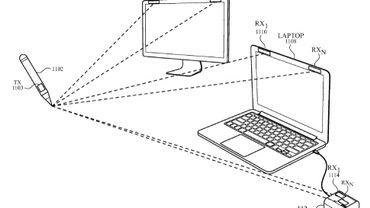 Le dernier brevet d'Apple dévoile un stylet capable d'écrire sur différentes surfaces
