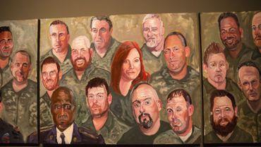 Les peintures de George W. Bush exposées à Washington
