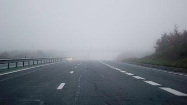 Le brouillard: une spécialité du mois de novembre...