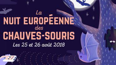 Les 25 et 26 août, Nuit Européenne des Chauves-Souris