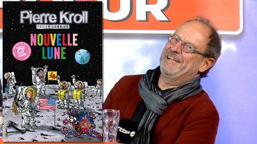 Le 25ième album de Pierre Kroll est sorti...