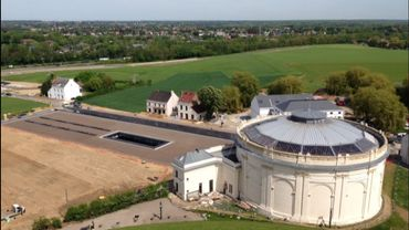 Waterloo 1815: les français remportent la bataille pour gérer le Mémorial