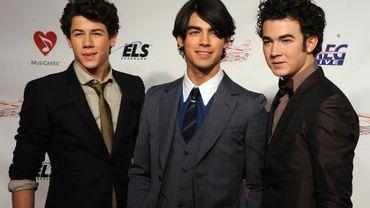 Un nouvel album, des mémoires et un documentaire : année 2019 chargée pour les Jonas Brothers.