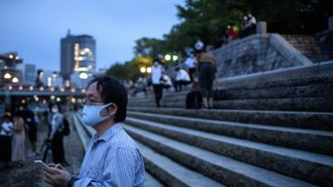 Ce vendredi, le Japon a enregistré 1.597 tests positifs au coronavirus, un nouveau record.