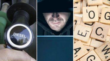Le diesel, la pédophilie sur Internet et les lacunes en écriture dans la Semaine Viva