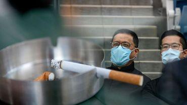 Coronavirus: les fumeurs plus à risque de développer une forme sévère du virus
