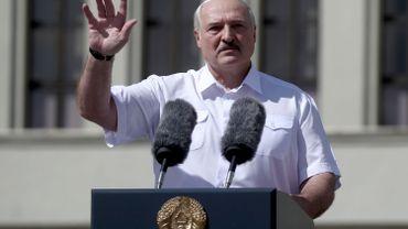Président Lukashenko