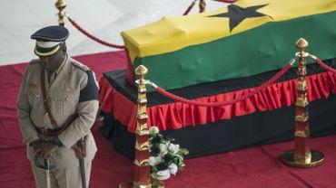 Les Ghanéens rendent un dernier hommage à Kofi Annan