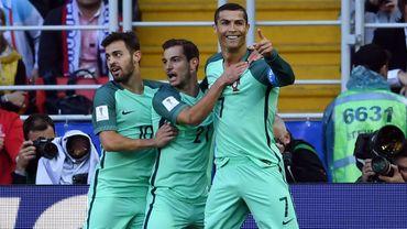 Cristiano Ronaldo mène le Portugal au succès face à la Russie