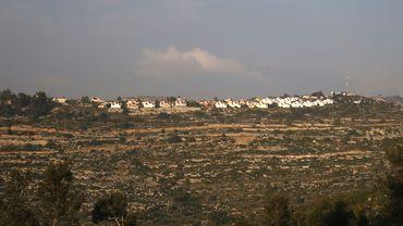 Israël fait avancer les plans pour 1500 logements de colons en Cisjordanie