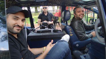 Ibrahim Maalouf dans Hep Taxi !