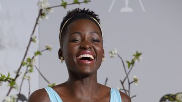 "Lupita Nyong'o a obtenu l'Oscar du second rôle féminin pour sa prestation dans ""12 Years a Slave"""