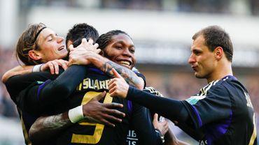 Victoire 3-0 pour Anderlecht