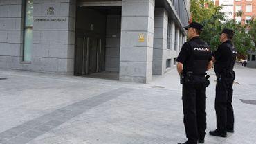 Attentats en Espagne: deux suspects écroués, un troisième en liberté