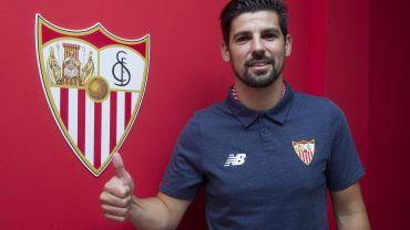 Nolito a signé au Séville FC pour trois saisons