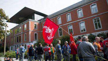 ArcelorMittal: la conciliation serait en passe d'aboutir, la Région n'est pas repreneuse