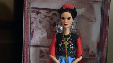 La justice mexicaine interdit la vente d'une Barbie à l'effigie de Frida Kahlo