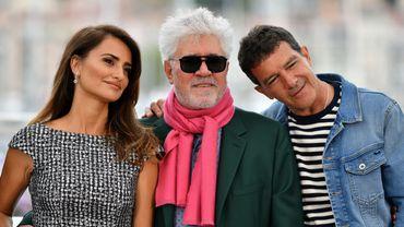 """""""Douleur et gloire"""", de Pedro Almodovar, avec Penélope Cruz et Antonio Banderas, fait office, pour le moment, de favori à Cannes"""
