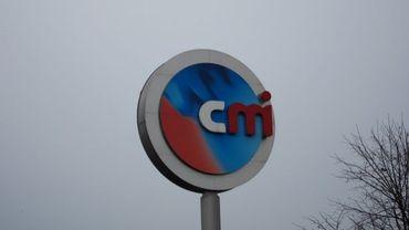 Ouvrier blessé chez CMI