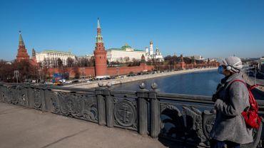 Coronavirus: le maire de Moscou ordonne le confinement de la population