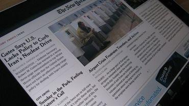 Le bilan carbone des journaux numériques est lié aussi au support sur lequel on les lit.