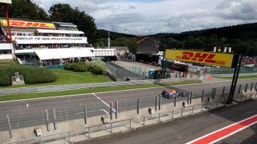 Le GP de Francorchamps aura lieu le 2 septembre prochain.