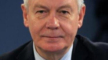 Elections14 - Karel De Gucht poussera la liste Open-Vld aux européennes