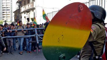 Elections en Bolivie: l'ambassade belge à Lima demande aux Belges de faire des provisions d'eau et de nourriture