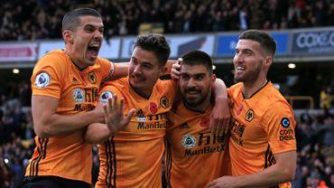 Dendoncker et les Wolves s'imposent contre Aston Villa, Trossard (Brighton) battu à ManU