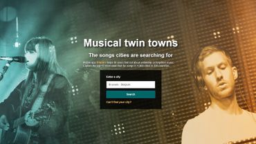 Musical Twin town